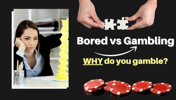 connection between boredom and gambling addiction
