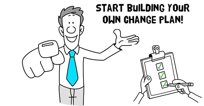 How to create a Change Plan