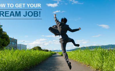 Get a job you want