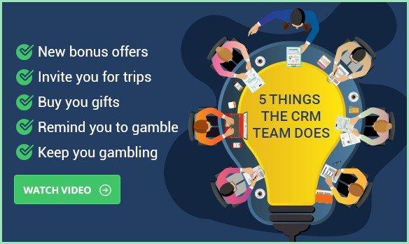 Casino CRM team